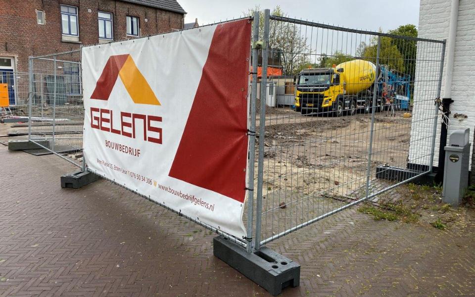 Start bouw appartementen Etten-Leur