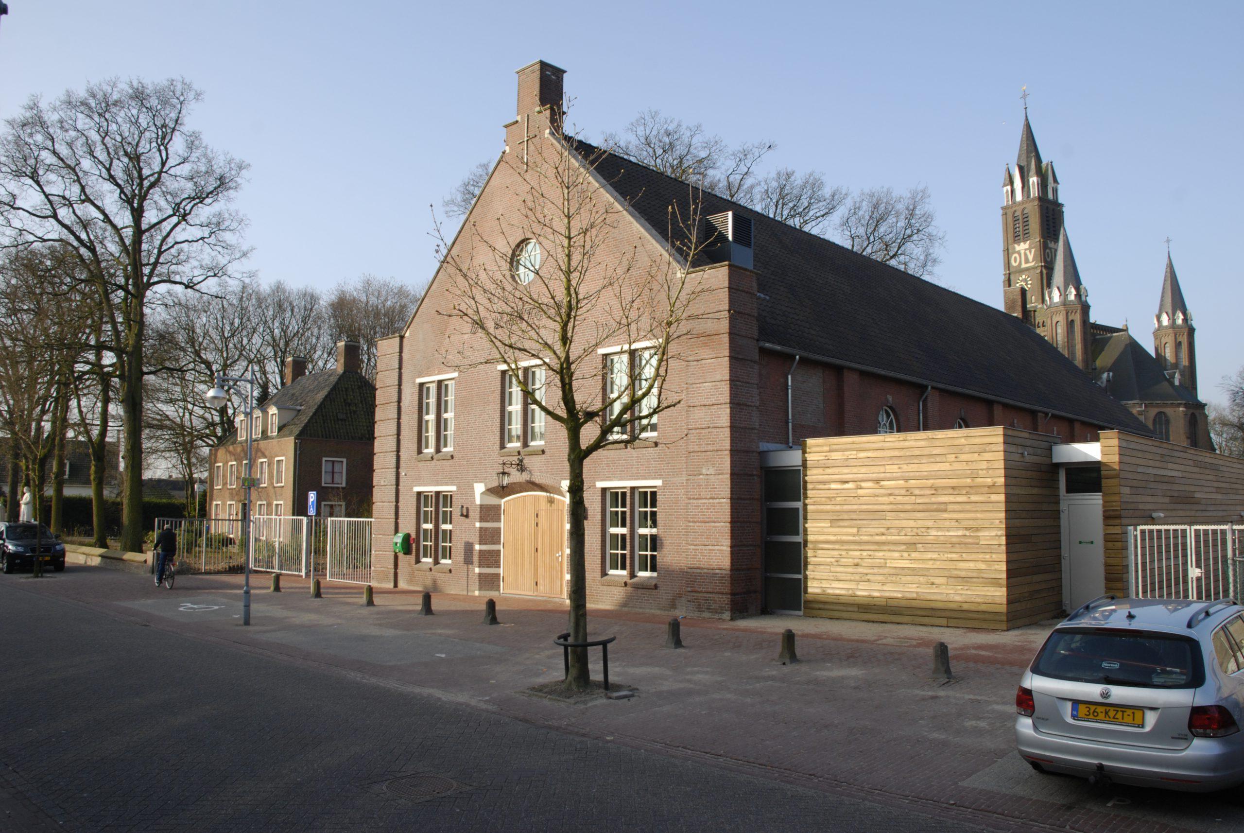 Gemeenschapshuis De Lanteern | Sint Willebrord